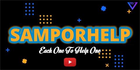 samporhelp tutorials